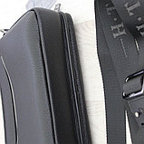 Мужская барсетка, сумка мессенджер через плечо НТ, фото 3