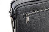 Мужская барсетка, сумка мессенджер через плечо НТ, фото 5