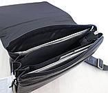 Мужская сумка, барсетка мессенджер HT leather кожа, фото 7