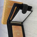 Мужское портмоне из натуральной кожи B. CAVALLI SOUL, фото 8