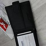 Мужское портмоне из натуральной кожи Прензити, фото 5