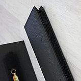 Мужское кожаное портмоне, лонгер ZILLI, фото 4