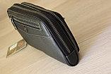 Мужская барсетка из натуральной кожи HT leather, фото 5