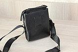 Мужская сумка барсетка через плечо Bradfod, фото 2