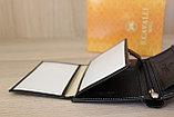 Мужское портмоне B.Cavalli из натуральной кожи, фото 3