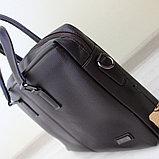 Мужской деловой портфель, кейс, дипломат BRADFORD, фото 8