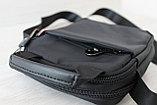 Мужская барсетка, сумка через плечо Wires, фото 3