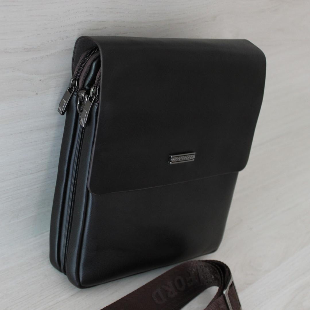 Мужская барсетка сумка через плечо BRADFORD