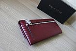 Женское портмоне из натуральной кожи NicoleRichie, фото 2