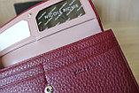 Женское портмоне из натуральной кожи NicoleRichie, фото 3