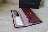 Женское портмоне из натуральной кожи NicoleRichie, фото 5