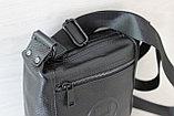 Мужская сумка барсетка через плечо, фото 4