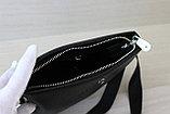 Мужская кожаная сумка планшет через плечо МВ, фото 6
