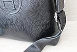Мужская сумка планшет из кожи, фото 3