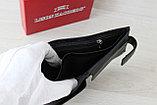 Мужское портмоне из натуральной кожи KAOBERG, фото 5