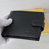 Мужское портмоне из натуральной кожи C.Soul, фото 2