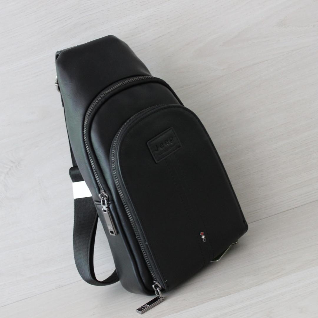 Мужская барсетка сумка кобура