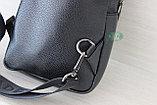 Мужская барсетка Кобура, нагрудная сумка, фото 3