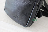 Мужская барсетка Кобура, нагрудная сумка, фото 5