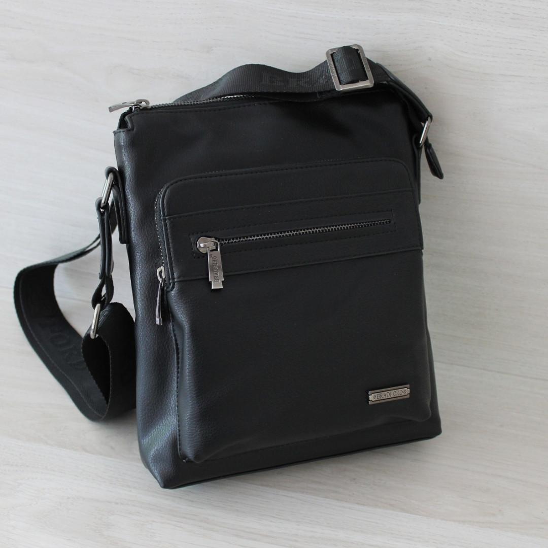 Мужская сумка через плечо BRADFORD