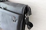 Мужская сумка через плечо НТ натуральная кожа, фото 2