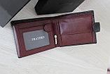 Мужское портмоне из натуральной кожи PRATERO, фото 4