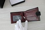 Мужское портмоне из натуральной кожи PRATERO, фото 7