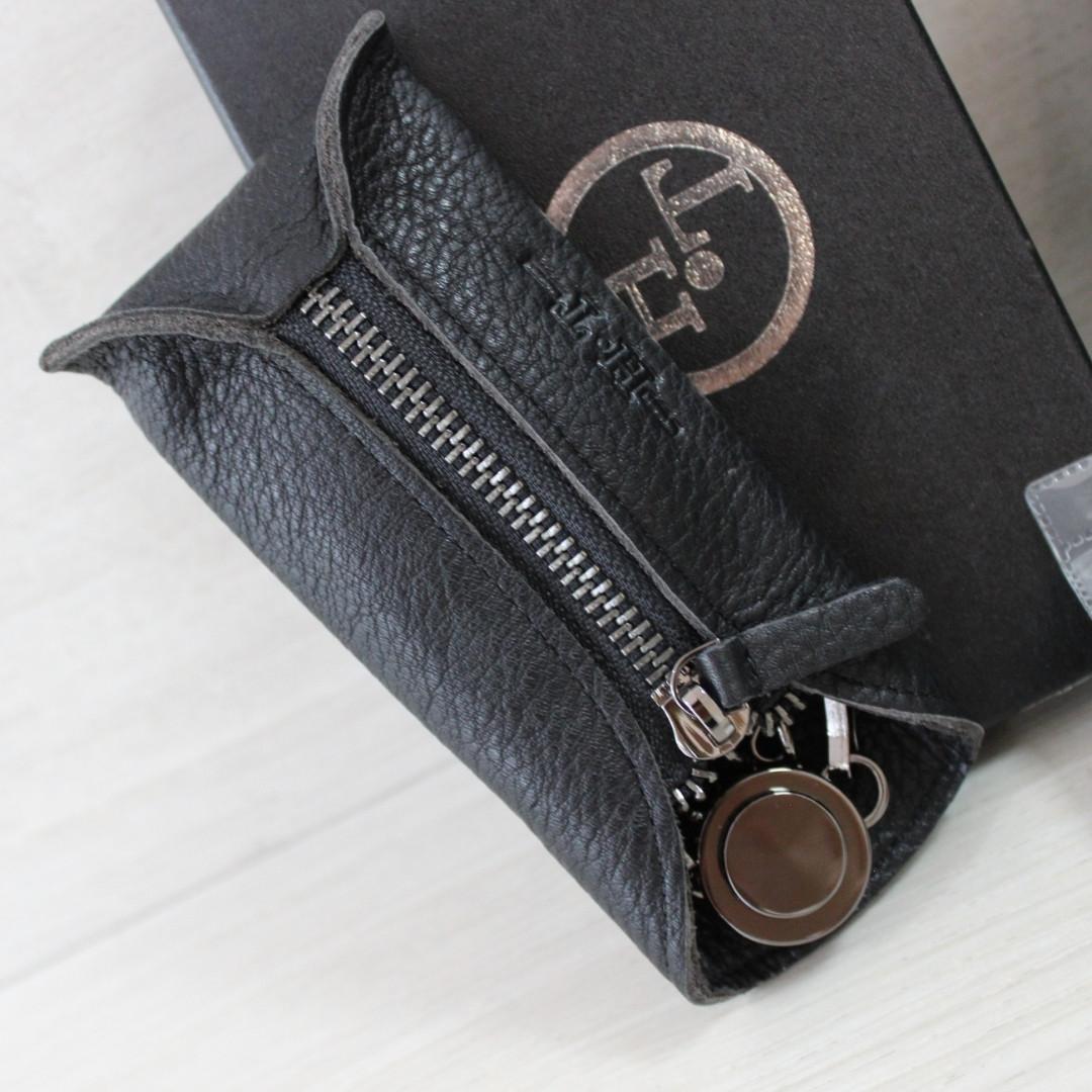 Мужская ключница из натуральной кожи НТ leather