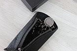 Мужская ключница из натуральной кожи НТ leather, фото 3