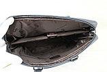 Мужской деловой портфель, сумка для документов,планшета и ноутбука, фото 7