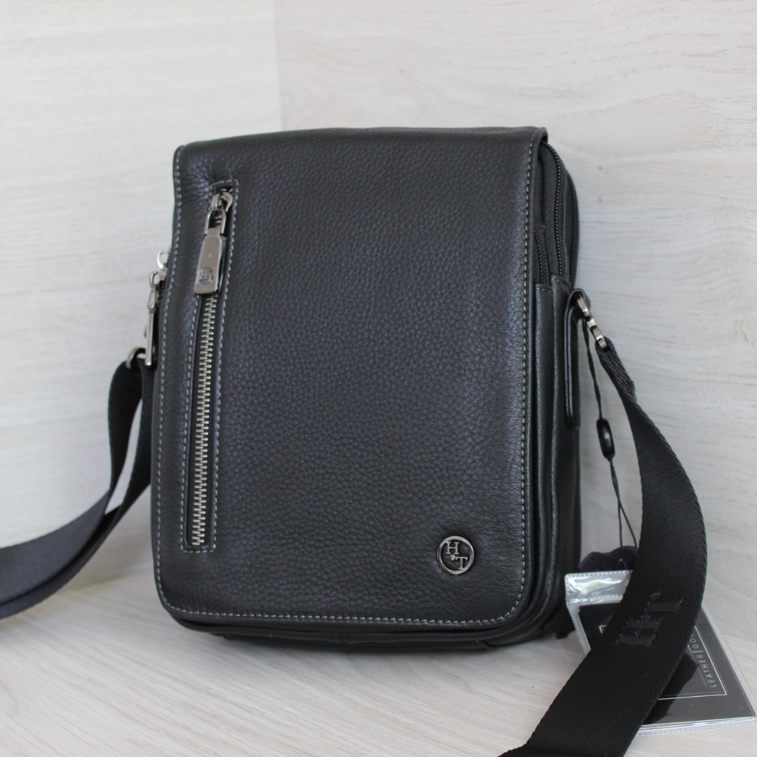 Мужская бизнес сумка, барсетка HT