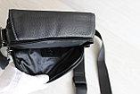 Мужская бизнес сумка, барсетка HT, фото 3