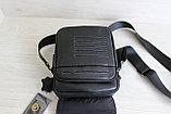 Мужская бизнес сумка, барсетка HT, фото 4