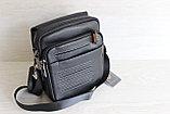 Мужская бизнес сумка, барсетка HT, фото 7