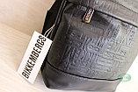 Мужская барсетка сумка через плечо Bikkembergs, фото 3