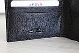Мужское портмоне из натуральной кожи KARYA, фото 4