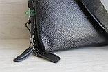 Мужская барсетка 3в 1, сумка через плечо Jaguar, фото 7