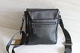 Мужская сумка через плечо БРЭДФОРД, фото 4