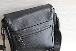 Мужская сумка через плечо БРЭДФОРД, фото 5