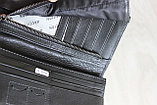 HASSION Мужское портмоне из натуральной кожи, фото 5