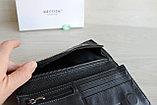 Мужское портмоне из натуральной кожи HASSION, фото 7
