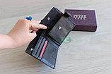 Мужское портмоне из натуральной кожи, фото 2