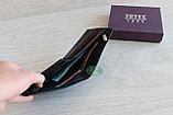 Мужское портмоне из натуральной кожи, фото 4