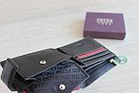 Мужское портмоне из натуральной кожи, фото 5