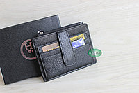 Мужское мини портмоне кардхолдер из натуральной кожи