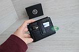 Мужское мини портмоне кардхолдер из натуральной кожи, фото 9