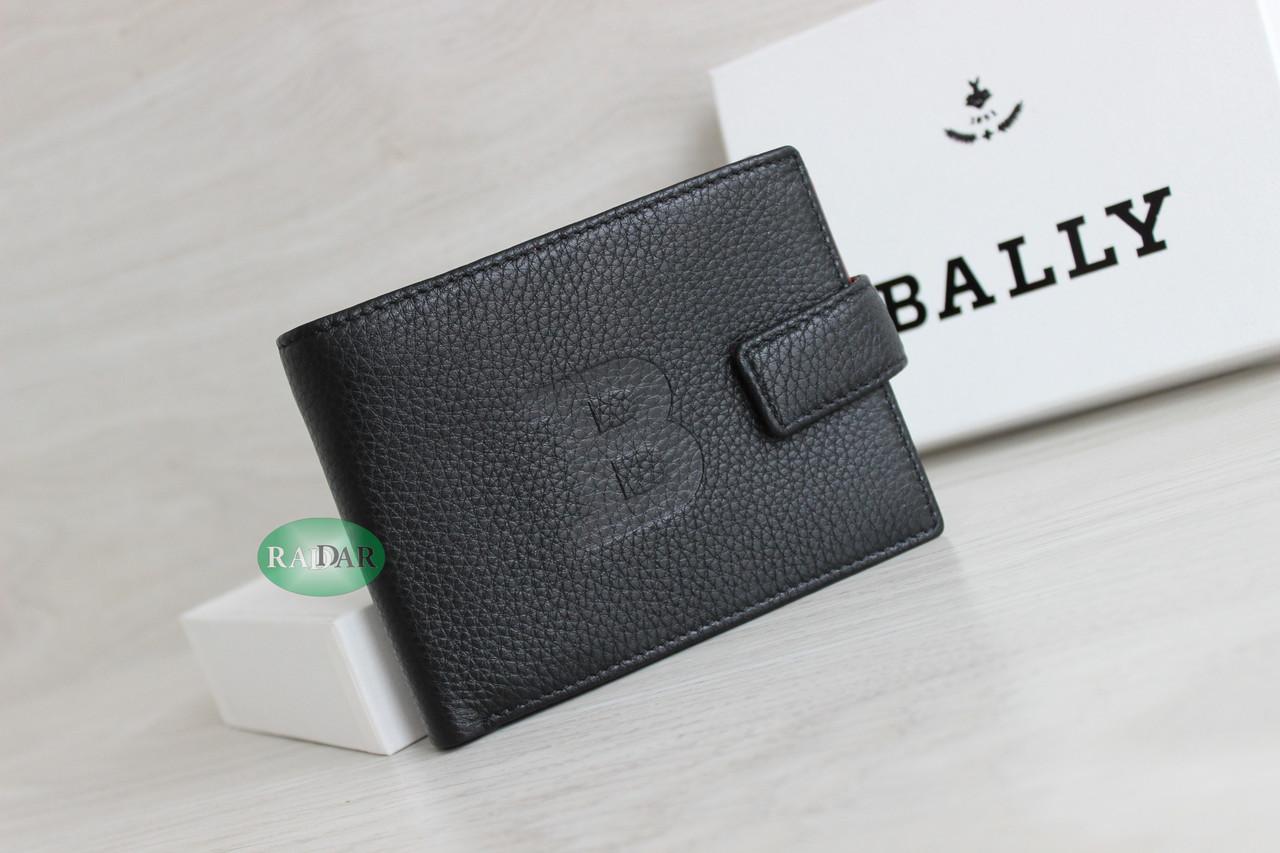 Мужское портмоне из натуральной кожи Bally
