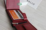 Мужское портмоне из натуральной кожи Bally, фото 5