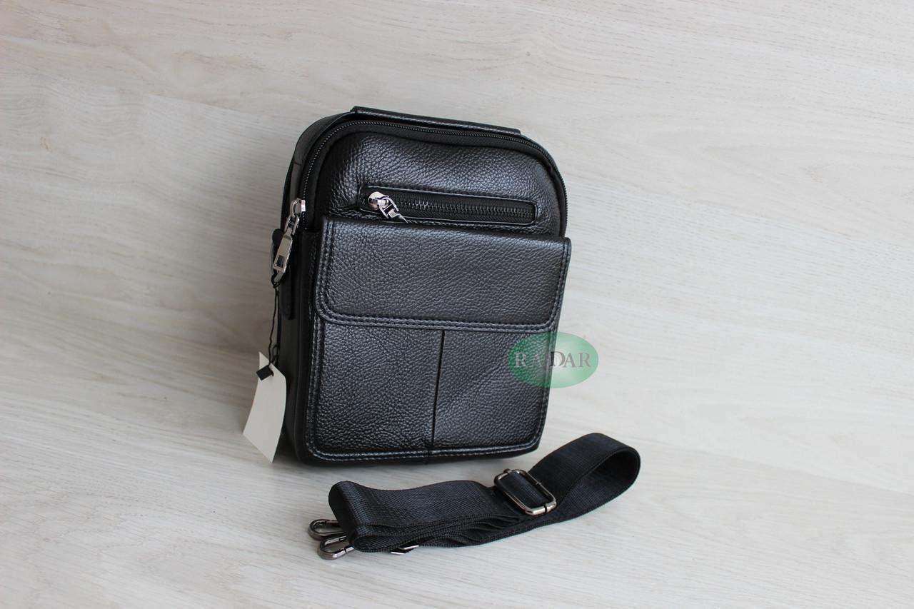 Мужская сумка, барсетка через плечо