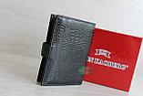 Мужское портмоне из натуральной кожи Kaoberg, фото 3